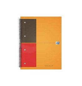 Oxford Oxford International Filingbook geruit 5 mm