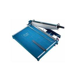 Dahle Dahle hefboomsnijmachine 567 voor ft A3, capaciteit: 35 vel