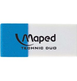 Maped Maped gum Technic Duo [30st]