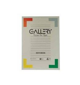 Gallery Gallery schetsblok ft 21 x 29,7 cm (A4)