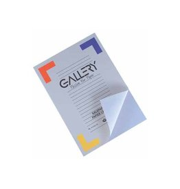 Gallery Gallery kalkpapier ft 21 x 29,7 cm (A4), blok van 50 blad
