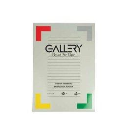 Gallery Gallery Bristol tekenblok, ft 29,7 x 42 cm, A3, 200 g m², 20