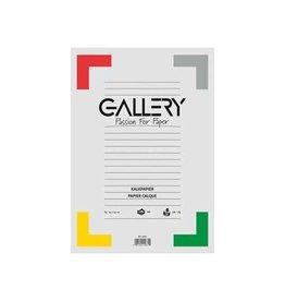 Gallery Gallery kalkpapier ft 29,7 x 42 cm (A3), etui van 20 blad