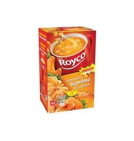 Royco Royco Minute Soup pompoensuprême + korstjes
