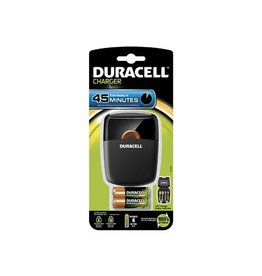 Duracell Duracell batterijlader HiSpeed Advanced Charger 2AA en 2 AAA