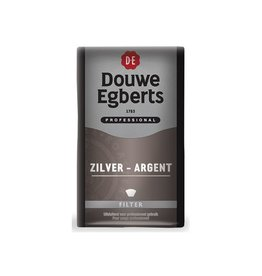 Douwe Egberts Douwe Egberts Koffie Silver (mokka), pak van 500 g