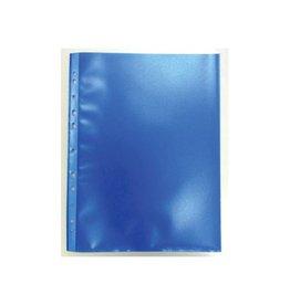 Bronyl Geperforeerde showtas blauw