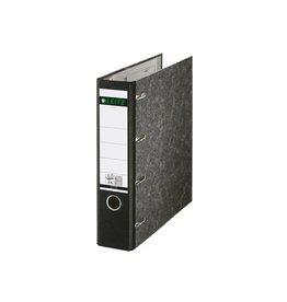 Leitz Leitz giro-bank ordner, ft A4, rug 75mm, karton, zwart [5st]