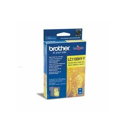 Brother Brother LC-1100HYY ink yellow 750 pages (original)