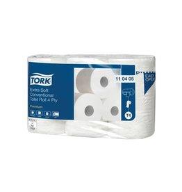 Tork Tork toiletpapier Conventional,4-laags,systeem T4,pak 6 rol