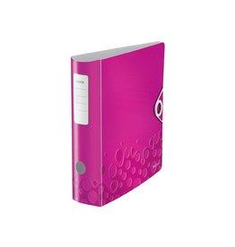 Leitz Leitz WOW ordner Active rug van 7,5 cm, roze