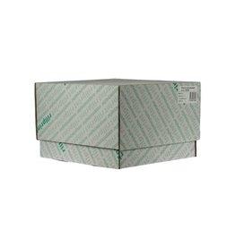 Papier Huismerk 240mmx280mm 60gr Wit Gelijnd 1000vel