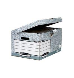 Bankers Box Fellowes Containerdoos Flip Top Maxi [10st]