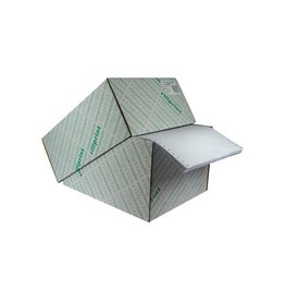 "Blanco papier ft 240 mm x 12"" (305 mm), 60 g/m²"
