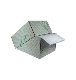 Papier Huismerk 240mmx305mm 60gr Wit Gelijnd 1000vel