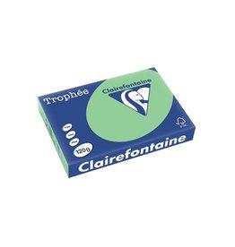 Clairefontaine Papier Papier Clairefontaine Trophée A4 120gr Natuurgroen 250vel