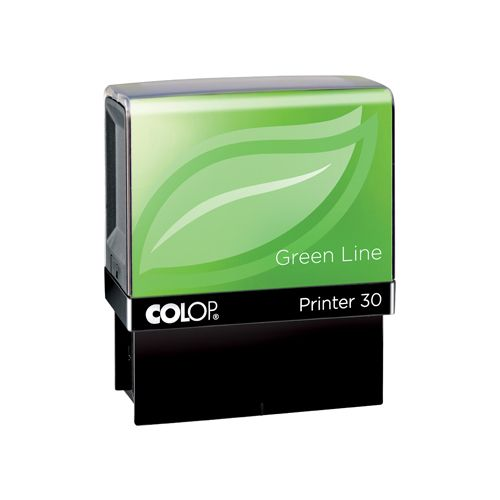 Colop Colop stempel Green Line Printer Printer 30, max. 5 regels, voor Neder (129839)