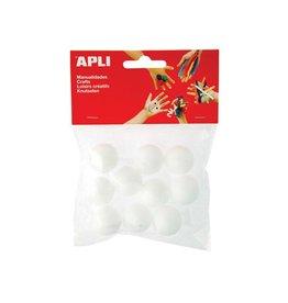 Apli Kids Apli Kids piepschuim bol diameter 25mm 10 stuks