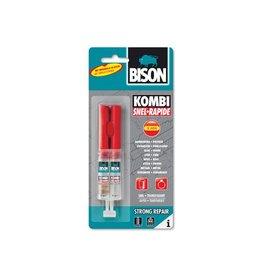 Bison Bison kombi Snel 2-componentenlijm