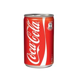 Coca Cola Company Coca Cola regular 15 cl tray van 24 blikjes