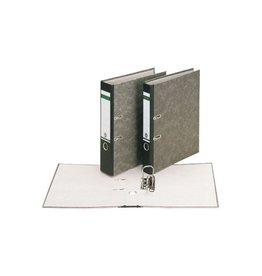 Leitz Leitz ordner, ft folio, rug 80mm, karton, gewolkt [20st]