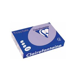 Clairefontaine Papier Clairefontaine Trophée Pastel A4 lila, 80 g, 500 vel