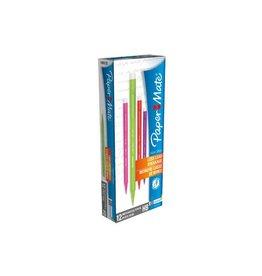 Papermate Papermate vulpotlood Non-Stop doos van 12 stuks in geassorte