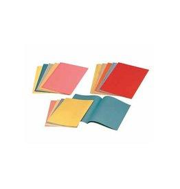 Esselte Esselte dossiermap blauw, papier van 80 g/m², pak van 250st