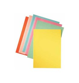 Esselte Esselte dossiermap geel, papier van 80 g/m², pak van 250st