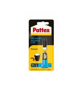 Pattex secondelijm Pattex tube 3gram op blister