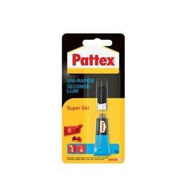Pattex Secondelijm Pattex super gel 3gr