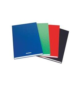 Aurora Magazijnboek ft 21,5x33,5 cm - 2 hand = 192 blz - geruit 5 m