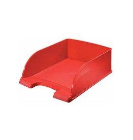 Leitz Leitz brievenbakje Plus 5233 Jumbo rood [4st]