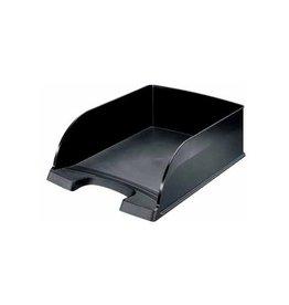 Leitz Leitz brievenbakje Plus 5233 Jumbo zwart [4st]