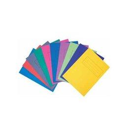 Classex Class'ex dossiermap 10 geassorteerde kleuren 5 stuks [50st]