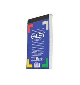 Gallery Gallery notitieblok ft 10,5 x 14,8 cm (A6), gelijnd, 70 g/m²