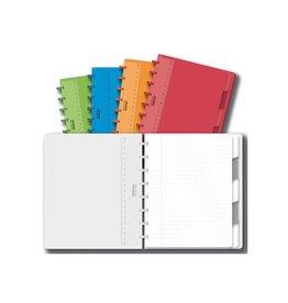Adoc Adoc Schrift Colorlines ft 16,5 x 21 cm (A5), commercieel ge