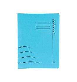 Jalema Jalema hechtmap Secolor Clipex blauw [50st]