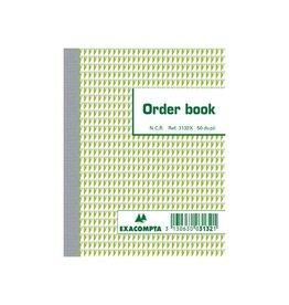 Exacompta Exacompta orderbook, ft 13,5 x 10,5 cm, dupli (50 x 2 vel)