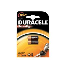 Duracell Duracell batterijen Security MN9100, blister van 2 stuks