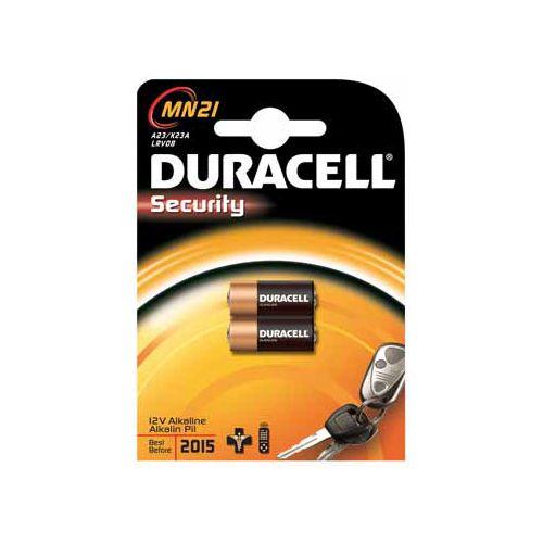Duracell Batterij Mn 9100 Security Alkaline 2stuks