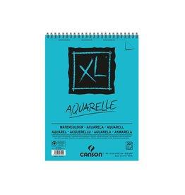 Canson Canson schetsblok XL aquarelle 300g/m² ft A4, 30 vel [4st]