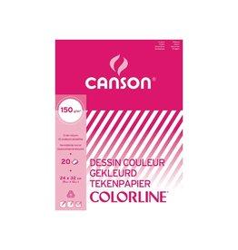 Canson Canson tekenblok 150g/m² ft A3, 20 vel [10st]
