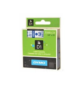 Dymo Lettertape Dymo 40914 1000/5000 9mmx7m w