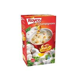 Royco Royco Minute Soup doos met 20 zakjes, champignons