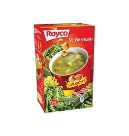 Royco Royco Minute Soup doos met 20 zakjes, St. Germain + korstjes