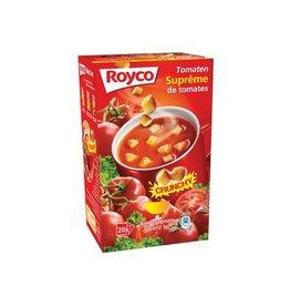 Royco Royco Minute Soup doos met 20 zakjes, tomatensuprême + korst
