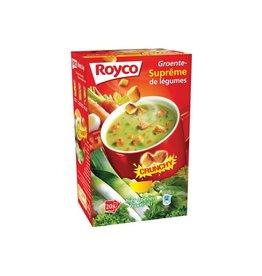Royco Royco Minute Soup doos met 20 zakjes, groentensuprême + kors