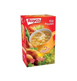 Royco Royco Minute Soup doos met 25 zakjes, kip
