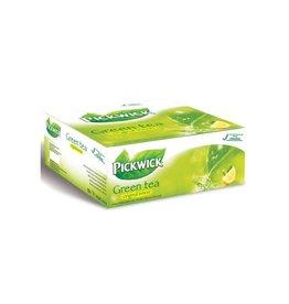 Pickwick Pickwick thee, green tea lemon, pak van 100 stuks